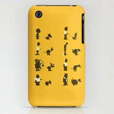 Please Pick Up After Your Pets Slim Case iPhone (3g, 3gs)