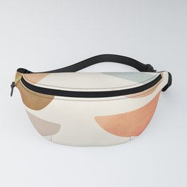 Modern Abstract Art 75 Fanny Pack