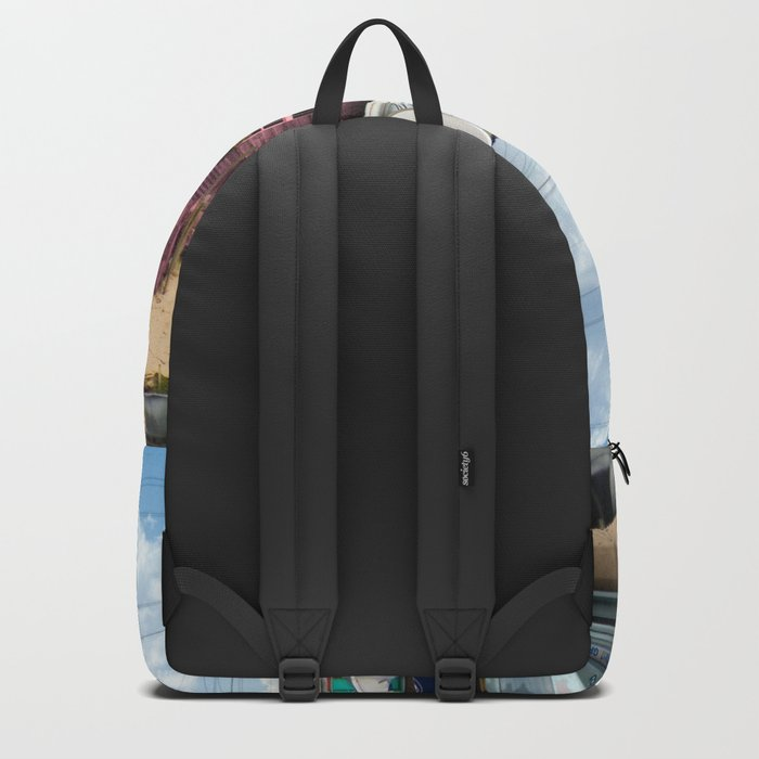 Squat New Age Backpack