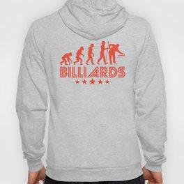 Retro Billiards Evolution Hoody
