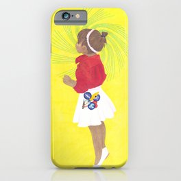 A Pocket Full of Lollies and a Head Full of Dreams iPhone Case