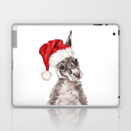 Christmas Baby Kangaroo Laptop & iPad Skin