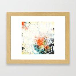 Festive Revlery Framed Art Print