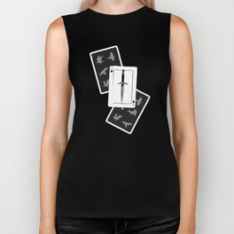 Wraith - Six of Crows Biker Tank