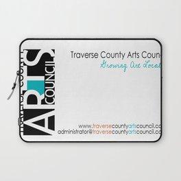 Fundraiser:  Traverse County Arts Council Laptop Sleeve