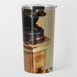 Coffee grinder NO.2 Travel Mug