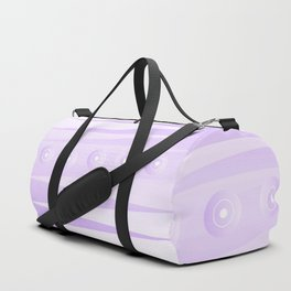 Purple Color Duffle Bag