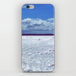 Salty horizon iPhone Skin