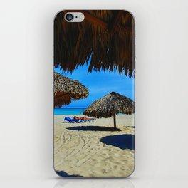 Playa Varadero iPhone Skin