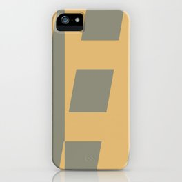 Hash Tag 2 iPhone Case