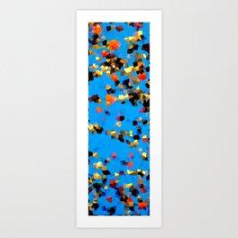 Watson-Crick Art Print