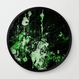A Hint Of Jealousy Wall Clock