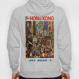 Vintage poster - Hong Kong Hoody