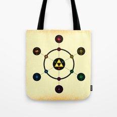 Hyrule Macrocosmica Tote Bag