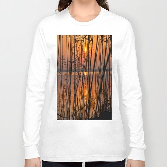 Nature Sunset Long Sleeve T-shirt