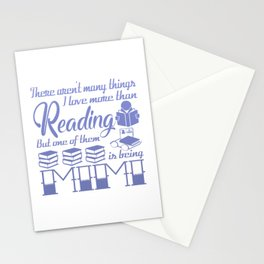 Reading Mimi Stationery Cards