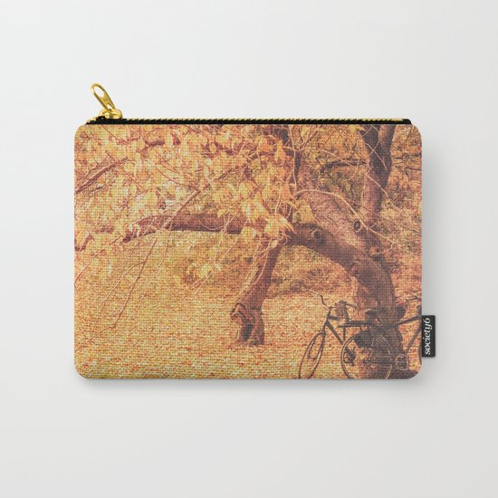 Autumn - New York City Carry-All Pouch