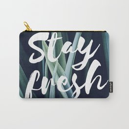 Stay Fresh Carry-All Pouch