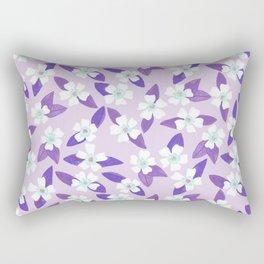 Orchid Paradise Rectangular Pillow