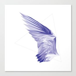 Crystal Wing by Fernanda Quilici Canvas Print
