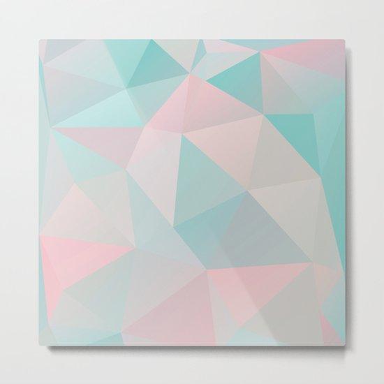 Geometric XVII Metal Print