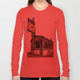 Abandoned Taco Time Long Sleeve T-shirt