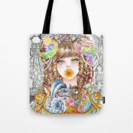 Prisila Tote Bag