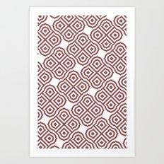 Kärnan, Part Two: Hall Art Print