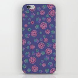 Colorful Dream Catcher iPhone Skin
