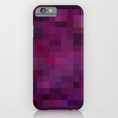 Re-Created Colored Squares No. 37 by Robert S. Lee Slim Case iPhone 6s