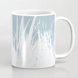 Field Flowers - Blue Coffee Mug