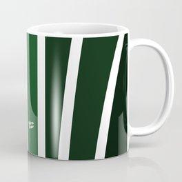 Kirovair Art Deco Green #minimal #art #design #kirovair #buyart #decor #home Coffee Mug