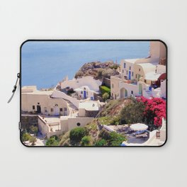Santorini Charm Laptop Sleeve