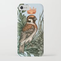 rose gold iPhone & iPod Cases featuring Rose Gold by Awreon