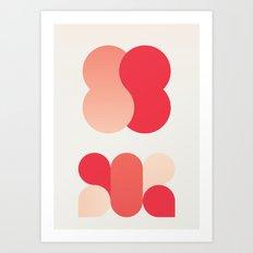 {x Art Print