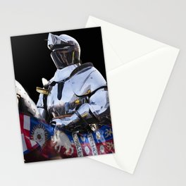 Knight and King Richards Standard Stationery Cards
