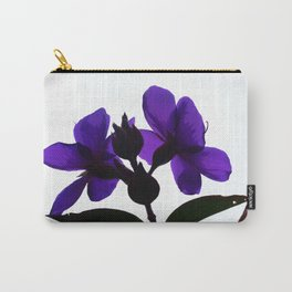 Flowers in the Sky Carry-All Pouch