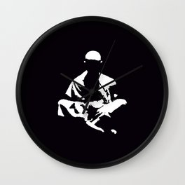 zenlightenment Wall Clock