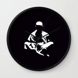 zenlightenment Wall Clock