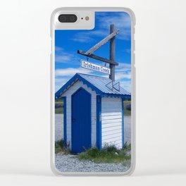 Irishman Creek Clear iPhone Case