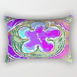 Cinquefoil 2 Rectangular Pillow