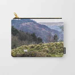Travel to Ireland: Sheep Hill Carry-All Pouch