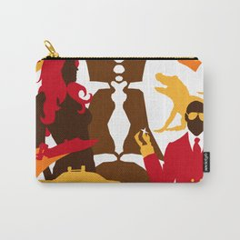 James Bond Golden Era Series :: Live and Let Die Carry-All Pouch