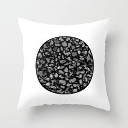 poussière Throw Pillow