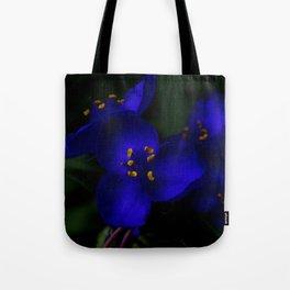 ultraviolet spider Tote Bag