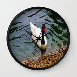 Ashore Matey Wall Clock