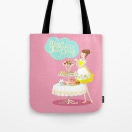 Miss Norbitt's Tea Party Tote Bag
