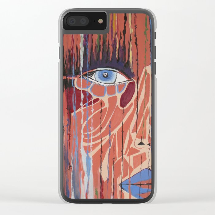 The Way Eye See It Clear iPhone Case