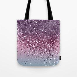 Unicorn Girls Glitter #6 #shiny #pastel #decor #art #society6 Tote Bag