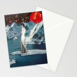 Brisk Nightfall Stationery Cards